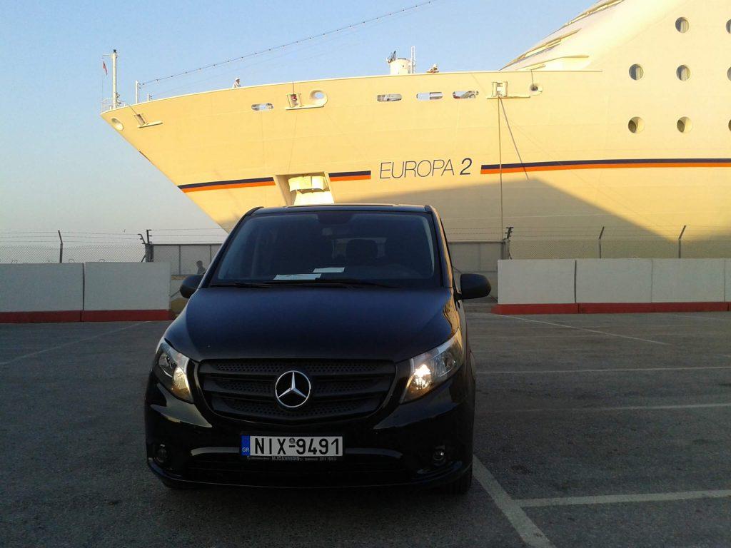 Port,Thessaloniki Greece