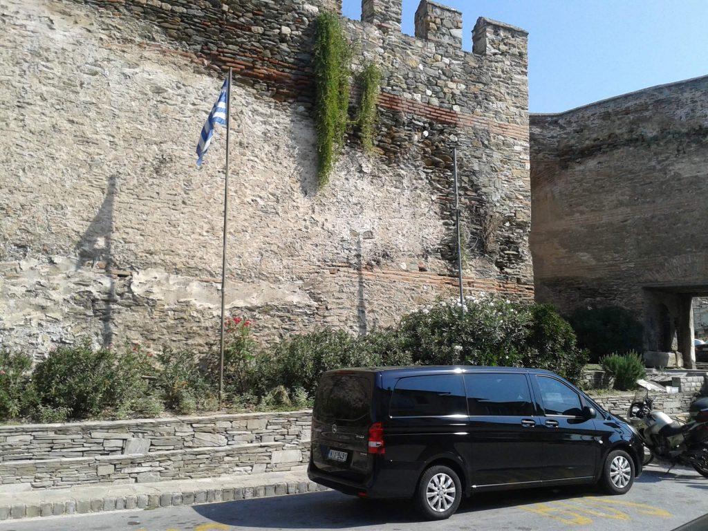 Old Town,Thessaloniki Greece