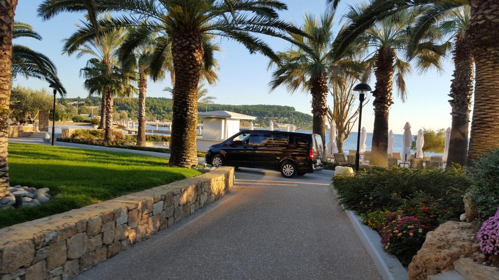 Sani Beach Hotel, Halkidiki Greece