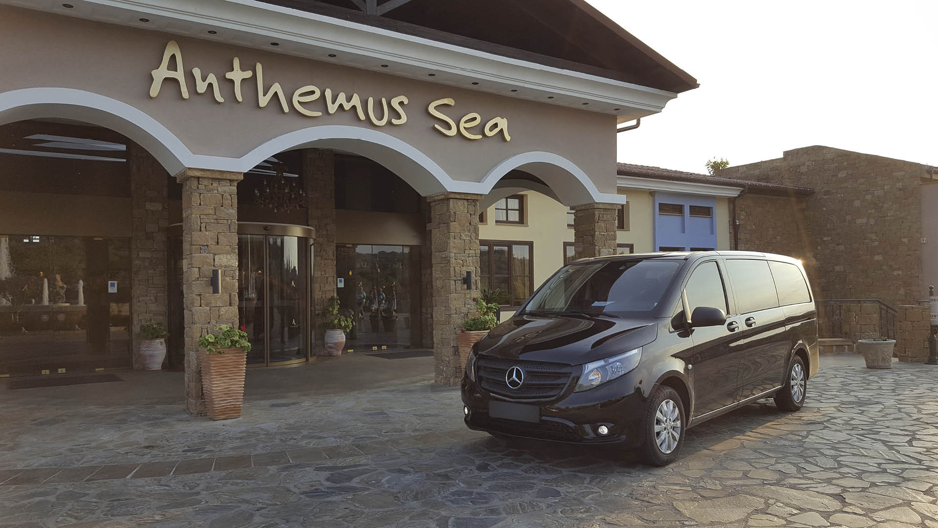 Anthemus Sea Beach Hotel & Spa, Nikiti Halkidiki Greece