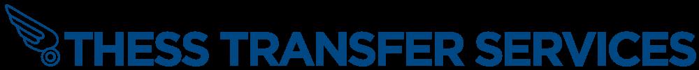 TTS Λογότυπο Thessaloniki Transfer Services Οριζόντιο