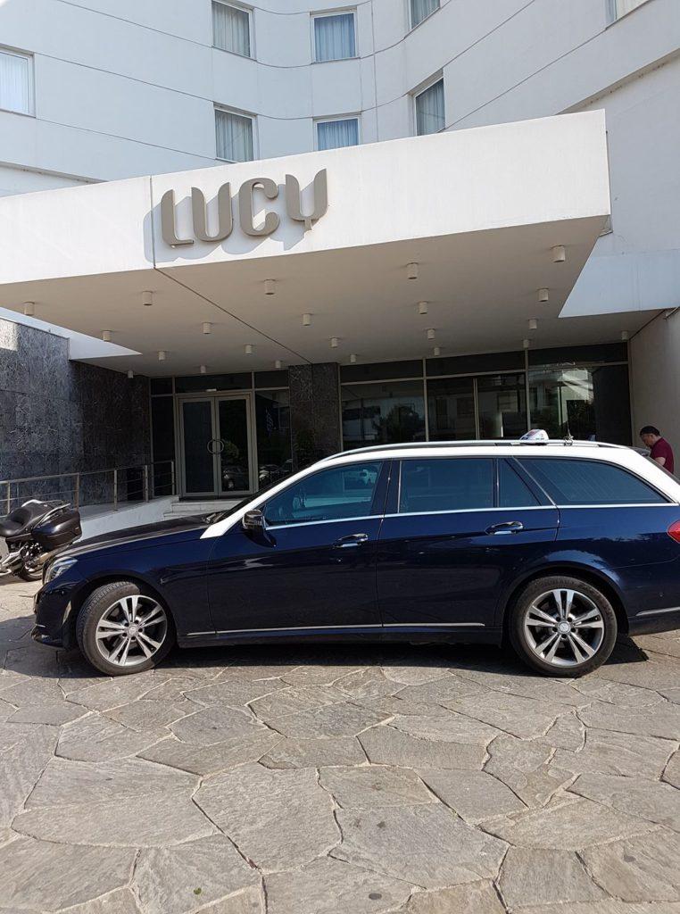 Lucy Hotel, Kavala Greece